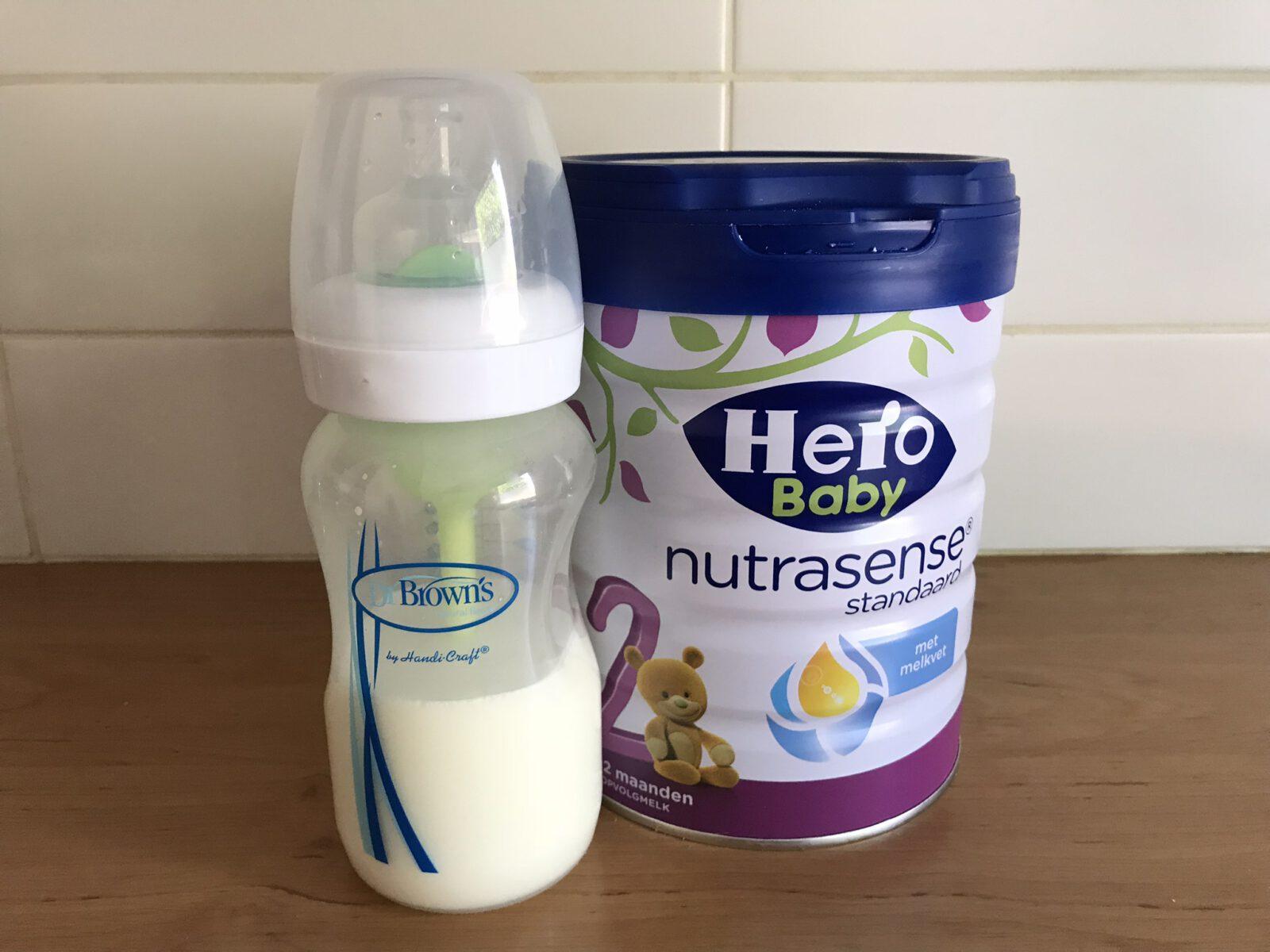 fles 8 maanden mamazetkoers.nl