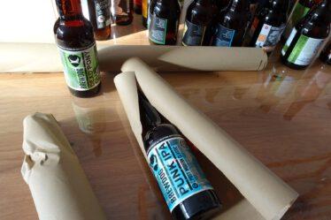 biertjes inpakken