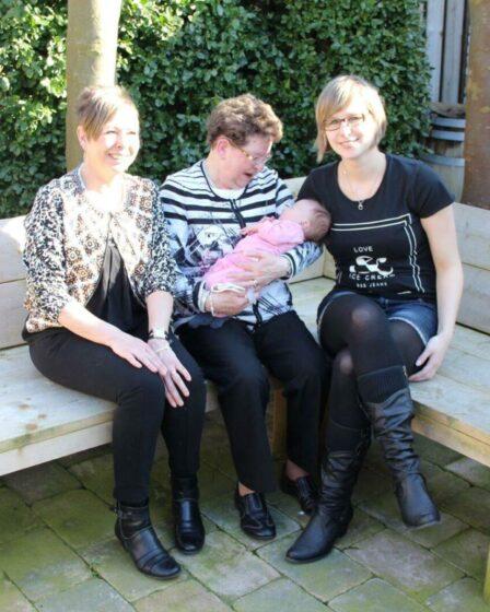4 generaties
