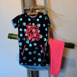 jurk 2 met legging