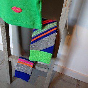 kids art sokken mamazetkoers