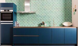 blauwe keuken mamazetkoers