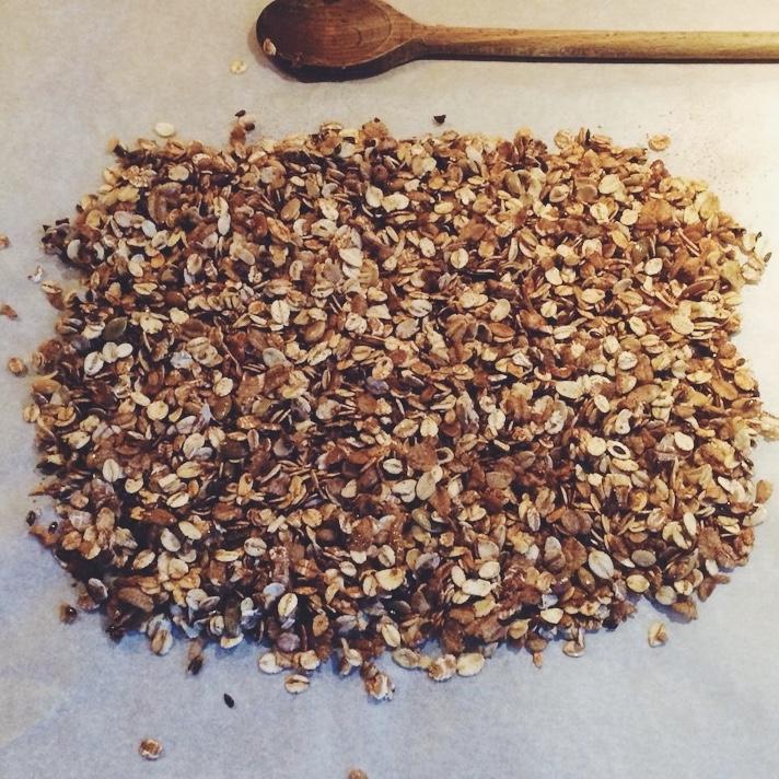 granola gezond of niet mamazetkoers