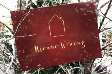 verhuiskaart kerstkaart mamazetkoers voorkant