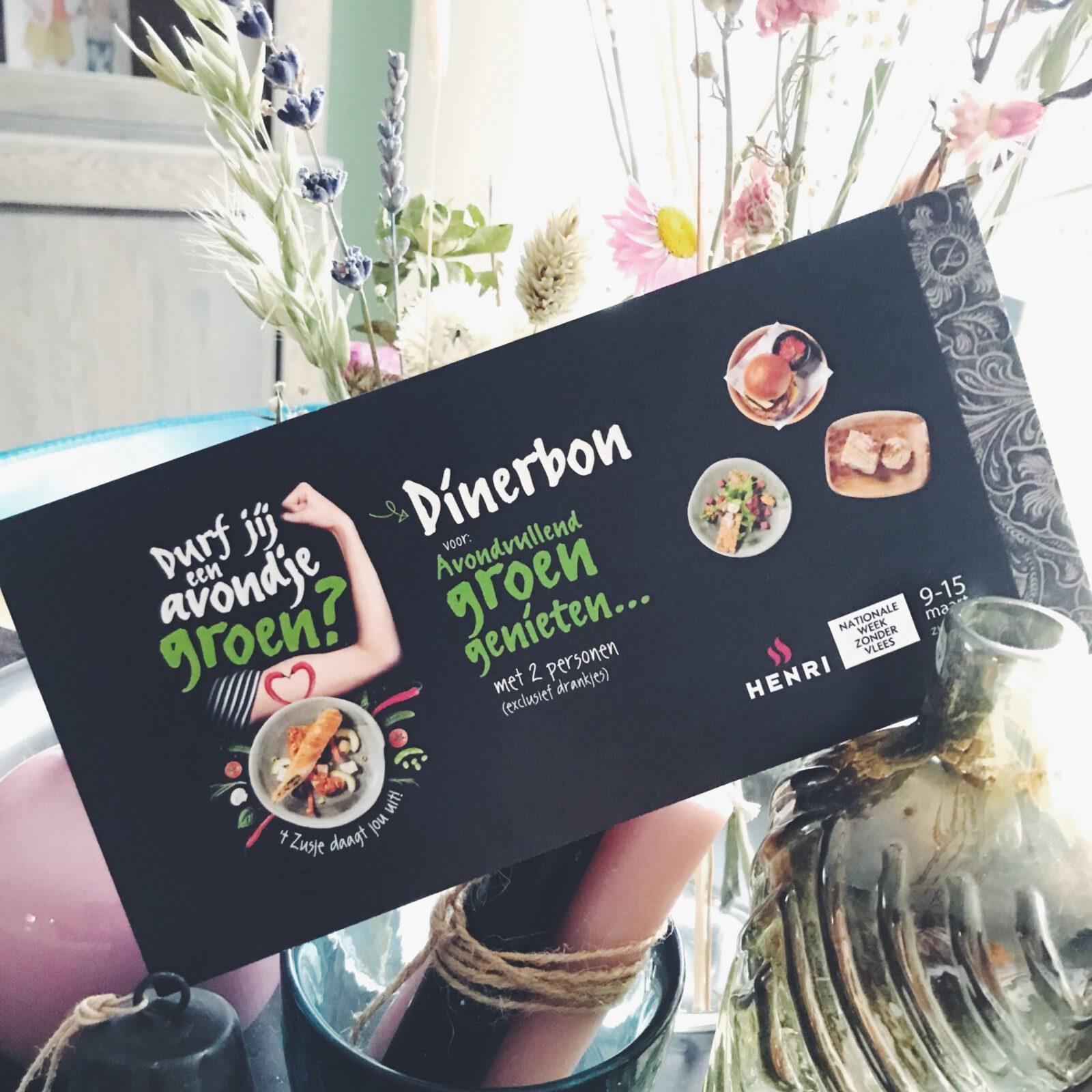 de week zonder vlees mamazetkoers