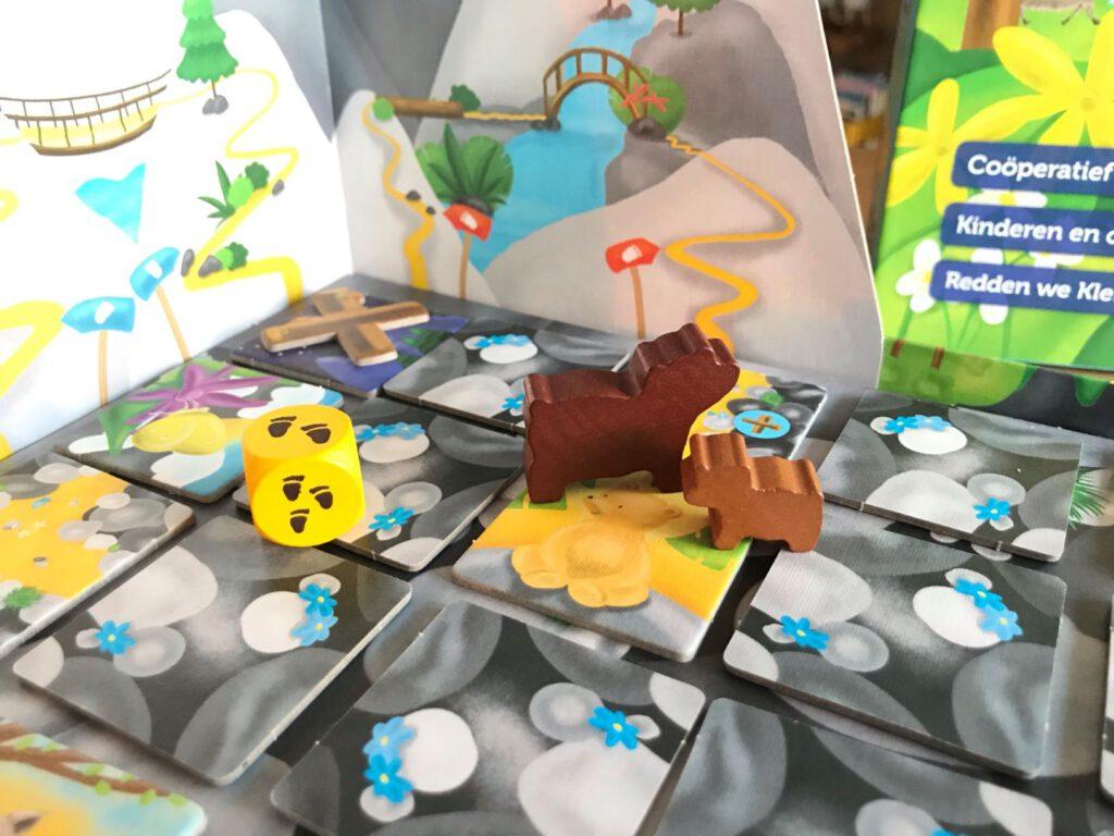 hoera kleine beer gevonden start het coöperatieve spel Kleine Beer van Sunny Games mamazetkoers-